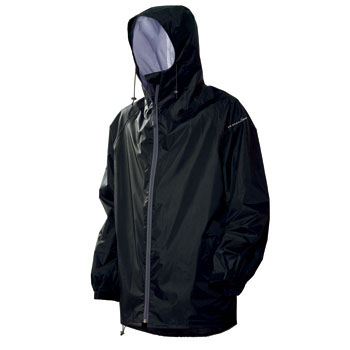 AS900 RainTrackJacket ブラック